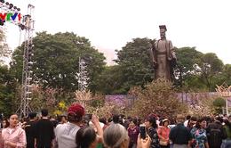 Lễ hội hoa anh đào Nhật Bản - Hà Nội 2019 kéo dài thêm 1 ngày