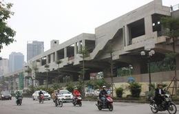 Tuyến đường sắt đô thị Nhổn - Ga Hà Nội đã hoàn thành 48%, vận hành toàn tuyến vào năm 2022