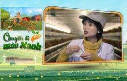 Chuyến đi màu xanh 21h30 (1/4): Cùng diễn viên Thuý An khám phá quy trình nuôi gà nghe nhạc đẻ trứng