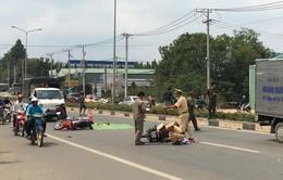 Bình Dương: Truy tìm xe máy có liên quan đến vụ tai nạn khiến 4 người thương vong