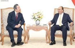 Thủ tướng Nguyễn Xuân Phúc tiếp Chủ tịch Tập đoàn Maruhan, Nhật Bản