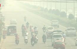 Báo động ô nhiễm không khí tại miền Bắc Thái Lan