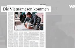 Lao động Việt Nam có cơ hội lớn tại Đức