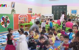 Xây dựng trường mầm non nói không với bạo hành trẻ em