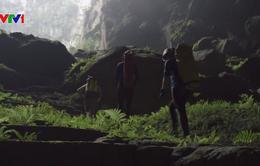 Nhà thám hiểm chia sẻ hành trình chinh phục sông ngầm của hang Sơn Đoòng, Quảng Bình