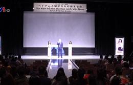 Hàng trăm sinh viên hào hứng với sự kiện hỗ trợ du học sinh Việt Nam