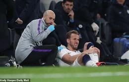 Tottenham báo tin không thể buồn hơn về Harry Kane