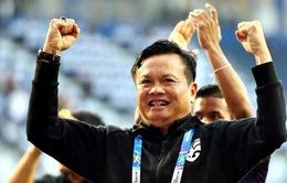 Tân HLV ĐT Thái Lan quyết thắng ĐT Việt Nam để vô địch King's Cup