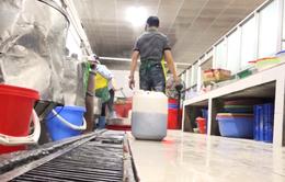 Nhiều vi phạm an toàn thực phẩm tại Công ty TNHH Ha Hae Việt Nam
