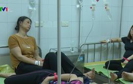 60 công nhân nghi ngộ độc thực phẩm tại Hải Dương đã xuất viện