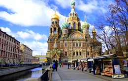 St. Petersburg, Nga thu thuế du lịch