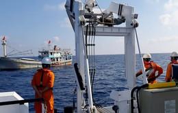 Tàu Sar 412 cứu sống một thuyền viên bị tai biến mạch máu não
