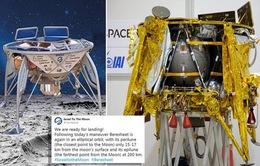 Nỗ lực chinh phục Mặt trăng của Israel thất bại