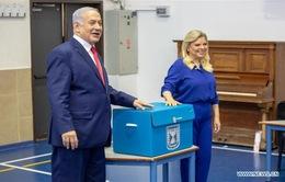 Israel công bố kết quả chính thức cuộc tổng tuyển cử 2019