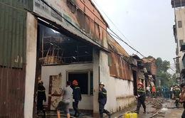 Khởi tố vụ cháy làm 8 người chết ở Trung Văn
