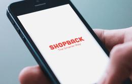 Startup mua sắm được hoàn tiền ShopBack nhận thêm 45 triệu USD đầu tư