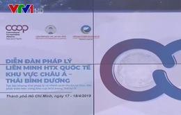 Việt Nam tổ chức Diễn đàn pháp lý Liên minh Hợp tác xã quốc tế