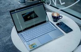 ASUS ra mắt ZenBook 14: Viền siêu mỏng, 4 loa Harman Kardon