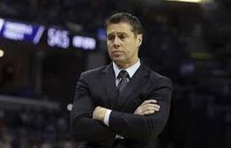 Sacramento Kings sa thải HLV Dave Joerger