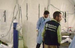 WHO lo ngại dịch bệnh bùng phát tại Libya