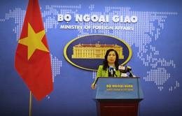 Bộ Ngoại giao nói về việc tuyên phạt và thi hành án tử hình ở Việt Nam