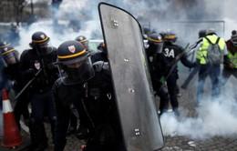 Pháp tăng quyền hạn cho lực lượng chống bạo loạn