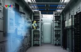 NASA gửi robot bay lên trạm vũ trụ quốc tế