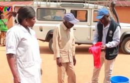 Hơn 750 người tử vong vì dịch Ebola ở Congo