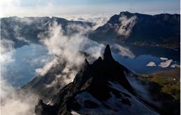 Núi lửa Baekdu ở Triều Tiên thức giấc sau 1.000 năm