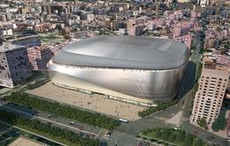 Real Madrid trấn an các CĐV sau khi công bố dự án cải tạo sân Bernabeu