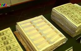 Peru bắt giữ hơn 5 triệu USD tiền giả