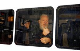 Vì sao Mỹ kiên quyết theo đuổi việc bắt và xét xử ông trùm Wikileaks suốt 7 năm?