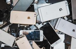 Hàng chục nghìn iPhone vứt sọt rác mỗi năm vì khóa iCloud