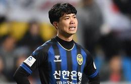 Công Phượng vẫn tịt ngòi, Incheon United tiếp tục thảm bại