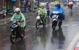 Cảnh báo mưa lớn trên diện rộng ở Bắc Bộ và Bắc Trung Bộ
