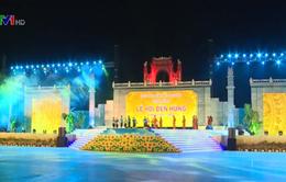 Ấn tượng màn biểu diễn nghệ thuật đặc sắc chào mừng Lễ hội Đền Hùng