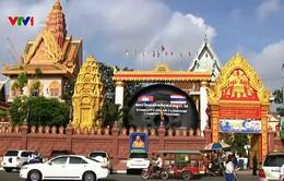 Campuchia đón năm mới Chol Chnam Thmay 2019