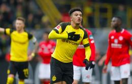 Qua mặt Bayern, Dortmund tạm chiếm ngôi đầu Bundesliga