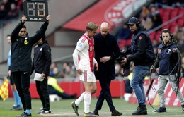 """Bom tấn"" Barcelona gieo hoang mang cho Ajax"