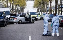 Gây rối bên ngoài ĐSQ Ukraine ở Anh