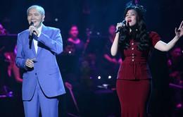Nhạc sĩ Vũ Thành An khoe giọng hát ở tuổi 76 cùng học trò Ngọc Châm