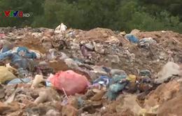 """Quảng Nam: Nhiều dự án xử lý rác thải """"trùm mền"""""""