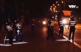 Trắng đêm cùng Đội hỗ trợ an toàn giao thông tỉnh Đồng Nai