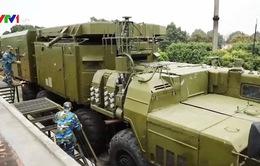Những sỹ quan làm chủ tổ hợp tên lửa hiện đại nhất Việt Nam