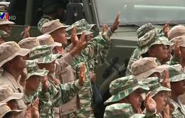 Venezuela tăng cường thêm 1 triệu thành viên cho lực lượng dân quân