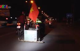 """Đội chống """"đinh tặc"""" ở Đồng Nai"""