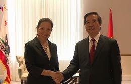 Tăng cường hợp tác Việt Nam - Hoa Kỳ