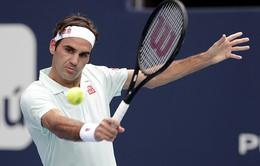 Djokovic đánh giá cao sự trở lại của Federer với mùa giải đất nện