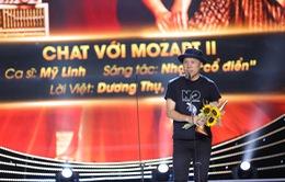 Giải Âm nhạc Cống hiến 2019: Sau 15 năm, Mỹ Linh tiếp tục nhận giải Album của năm