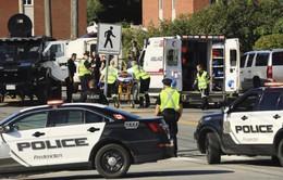 Nổ súng khiến 4 người thiệt mạng tại Canada